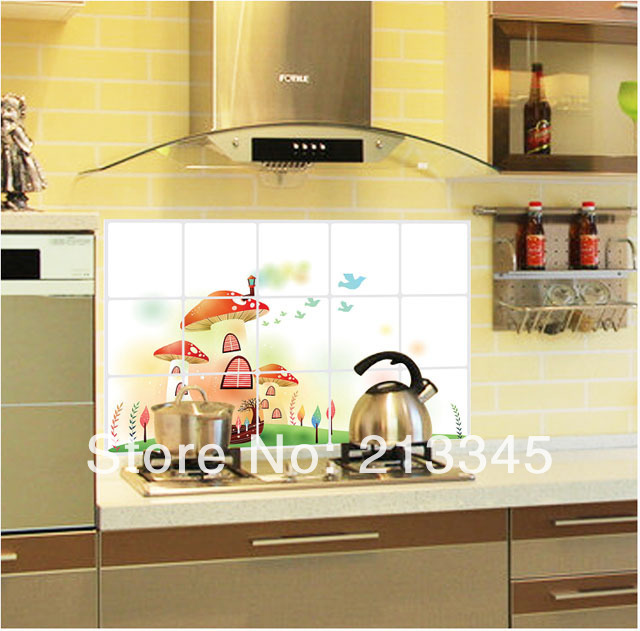 Kitchen wall decals removable |