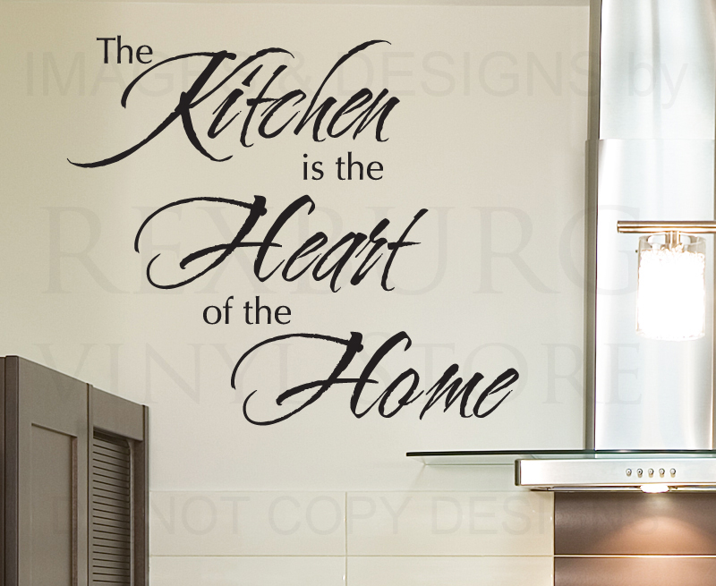 Charming 10 Photos To Kitchen Wall Stickers Decor
