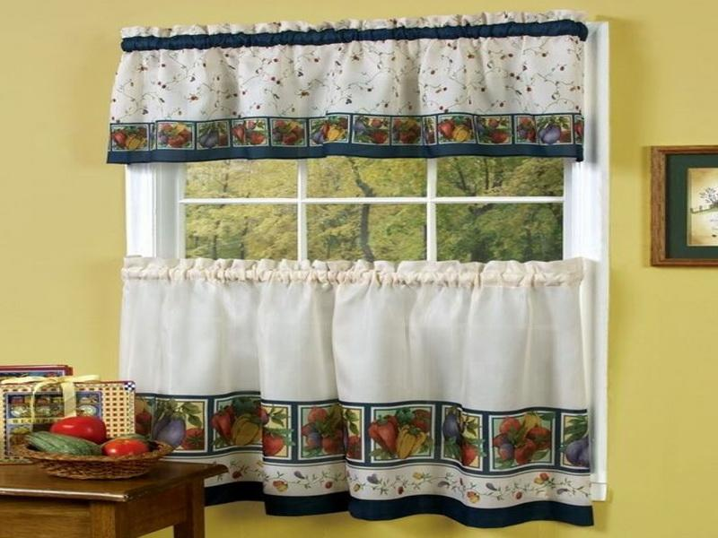 Kitchen Window Treatments Photo 3. Kitchen Window Treatments Ideas