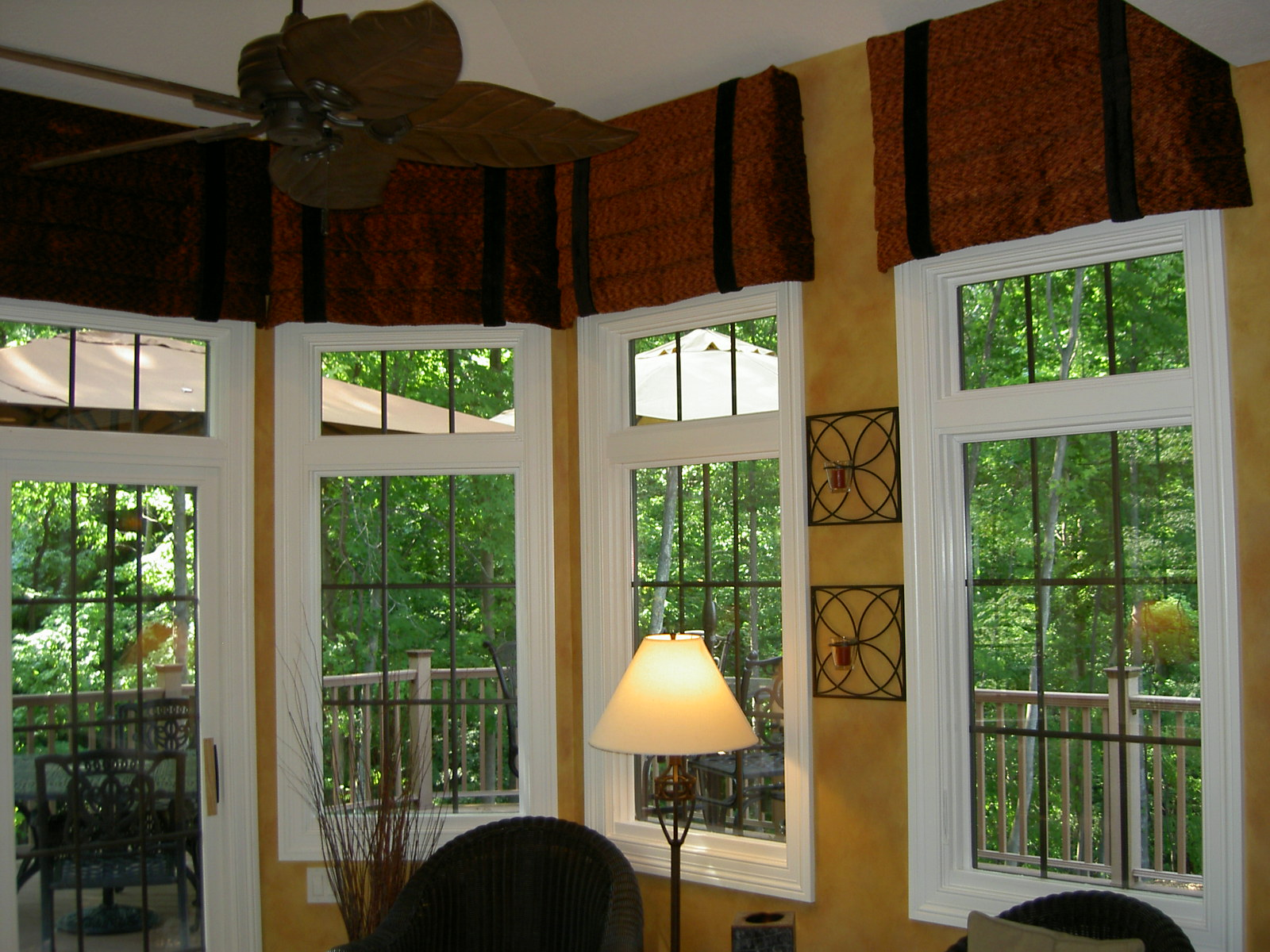 kitchen window valances photo 10 - Kitchen Window Valances