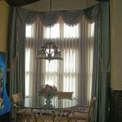 Kitchen windows curtains Photo - 1