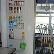 Kitchen wire shelf Photo - 1