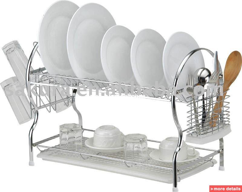 Kitchen wire shelf Photo - 4