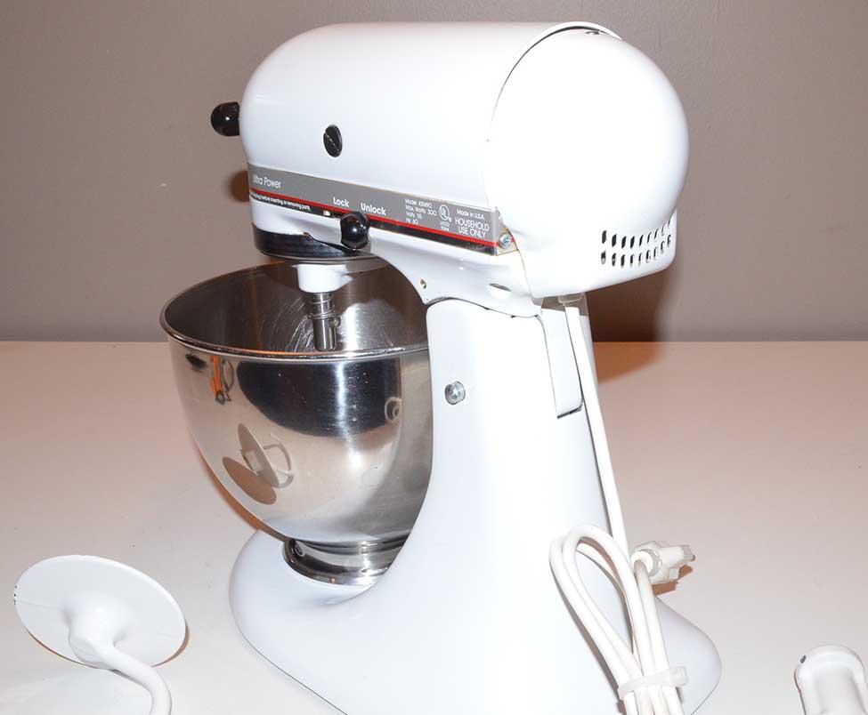 Kitchenaid 10 Speed Tilt Head Stand Mixer