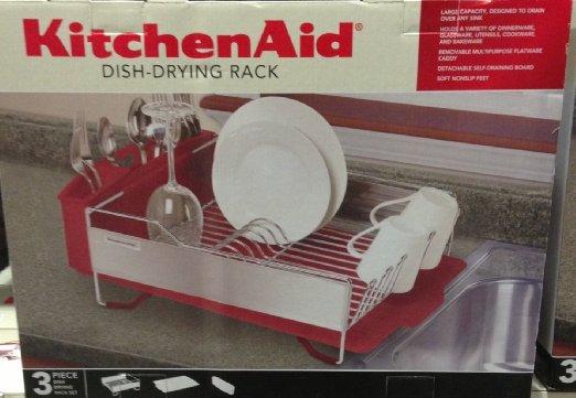 ... Kitchenaid dish drying rack Photo - 12