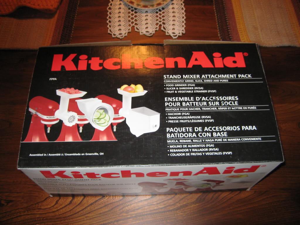 Kitchenaid food slicer Photo - 3