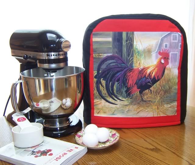 Fabric Exhibition Stand Mixer : Kitchenaid mixer cover kitchen ideas