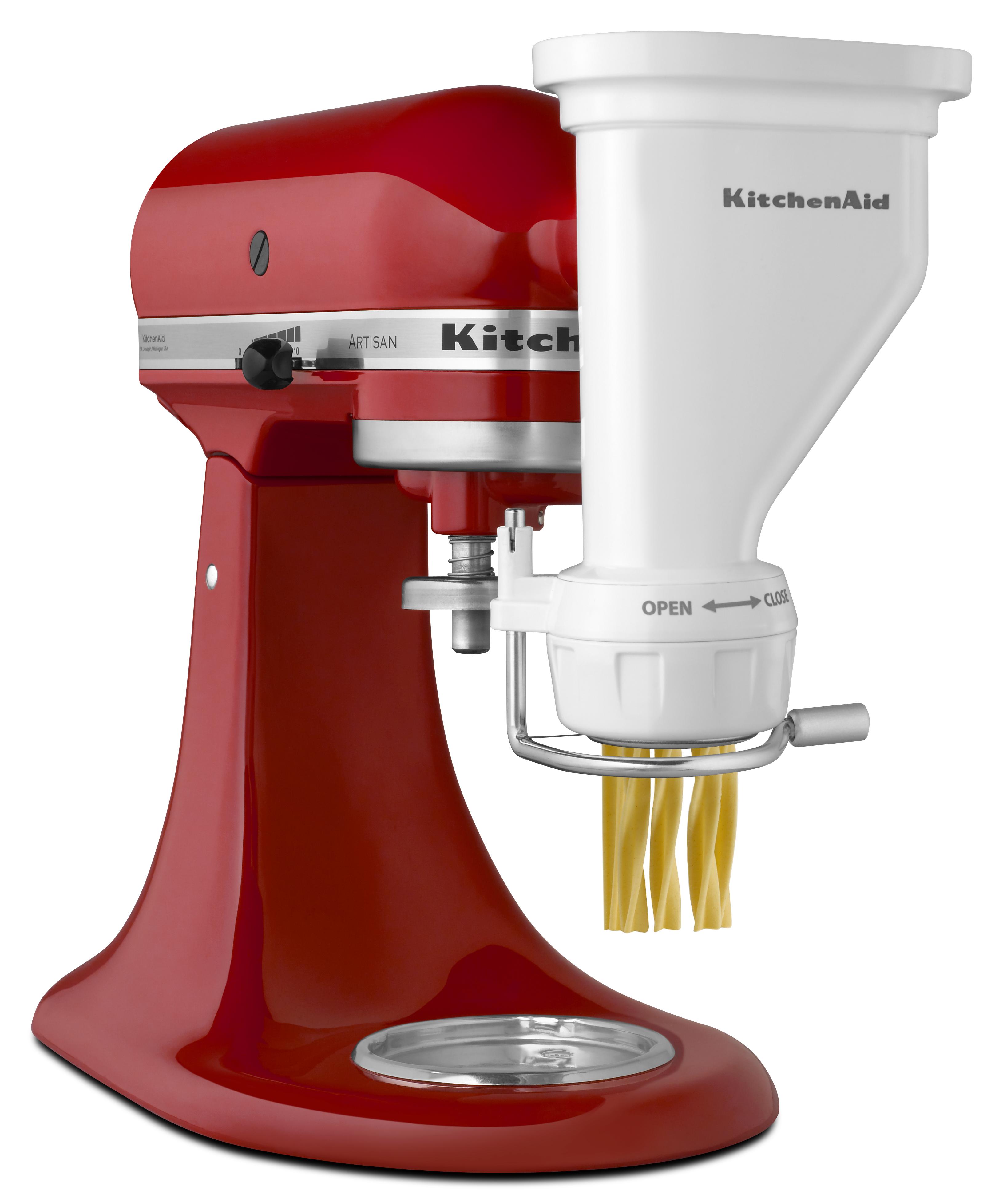 Kitchenaid mixer pasta maker Photo - 1   Kitchen ideas