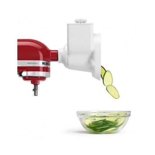 Kitchenaid mixer slicer Photo - 5