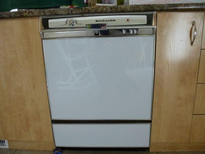 Kitchen Aid Dishwasher Model Number