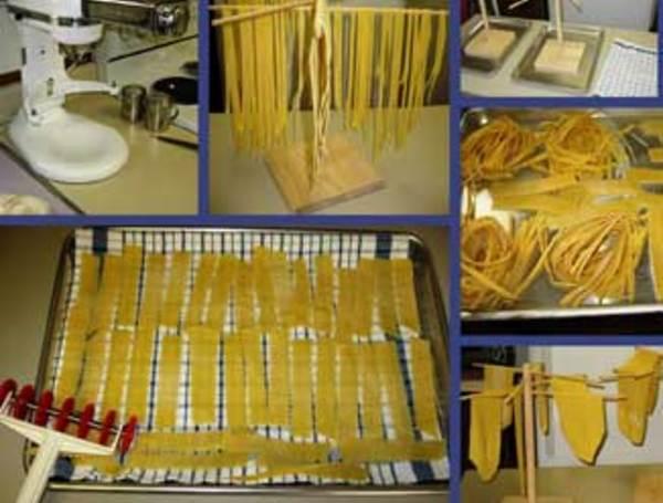 Kitchen Aid Pasta Roller Set