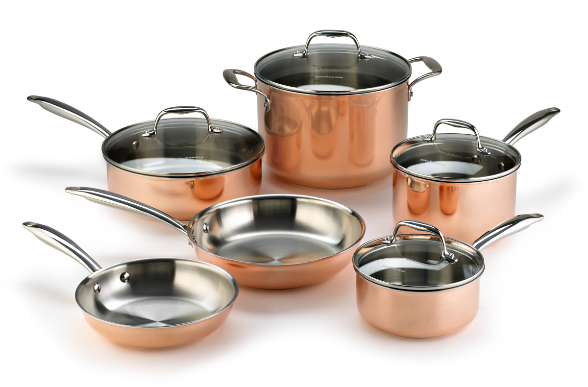 Kitchenaid Pots And Pans Kitchen Ideas
