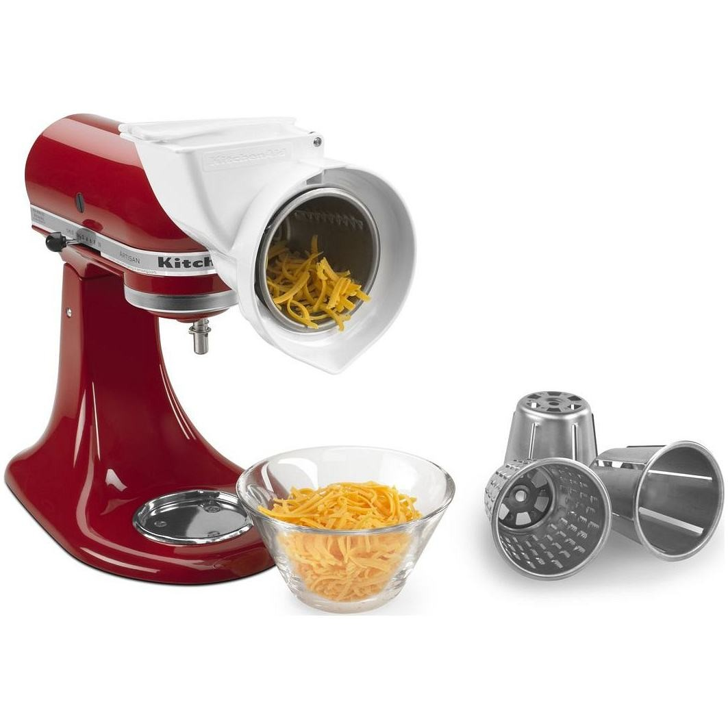 Kitchenaid slicer and shredder attachment Photo - 1