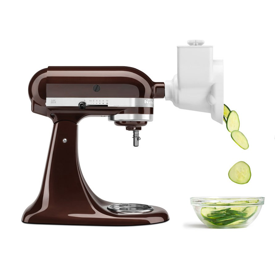 Kitchenaid slicer and shredder attachment Photo - 2