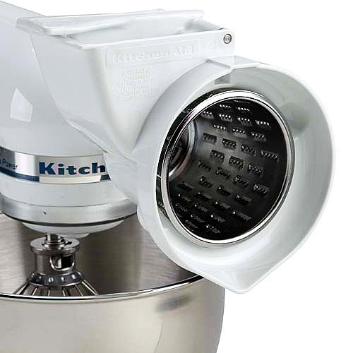 Kitchenaid slicer and shredder attachment Photo - 5