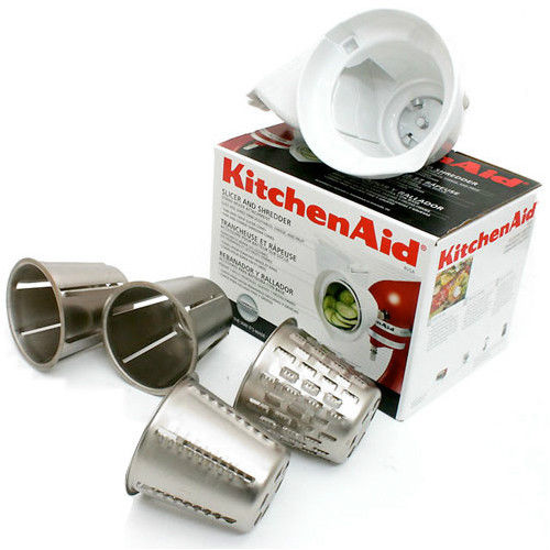 Kitchenaid slicer and shredder attachment Photo - 7