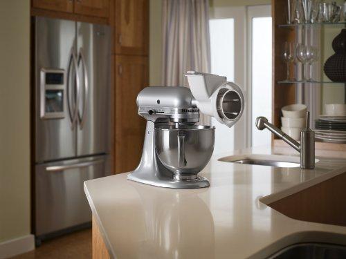 Kitchenaid slicer attachment Photo - 1