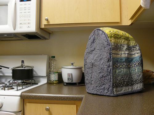kitchenaid stand mixer cloth cover | kitchen ideas