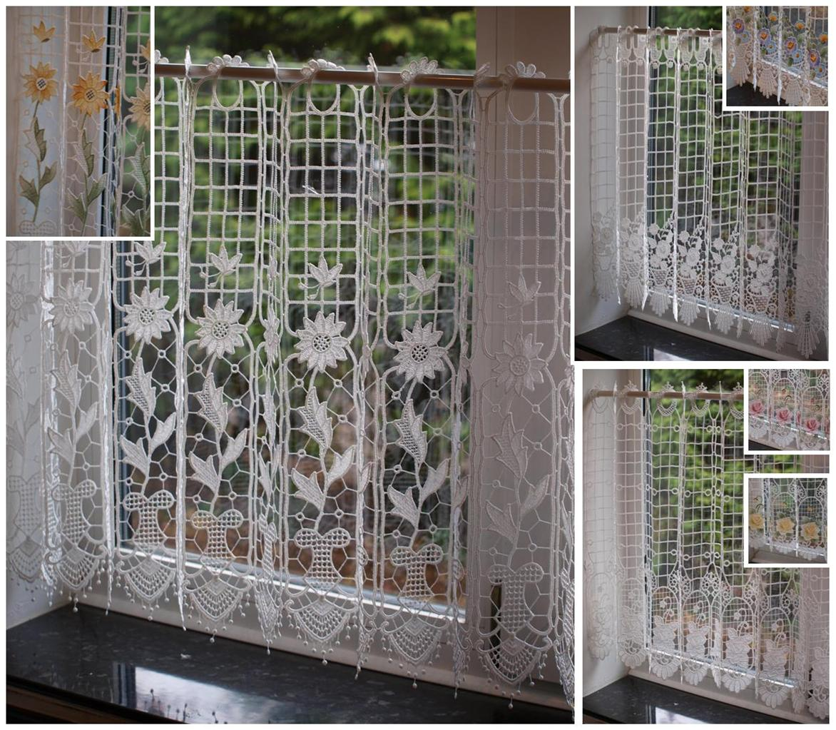 ... Lace Kitchen Curtains Photo   7 ...
