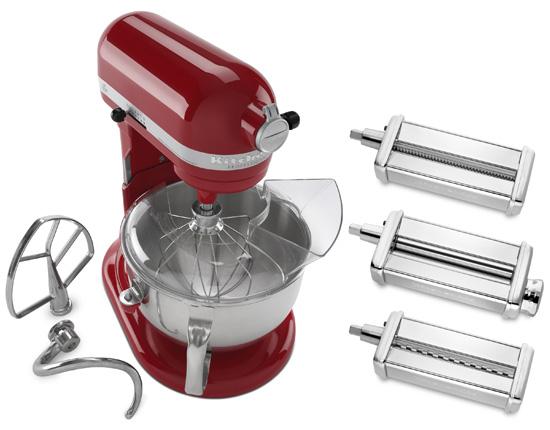 Large kitchen aid mixer Photo - 9