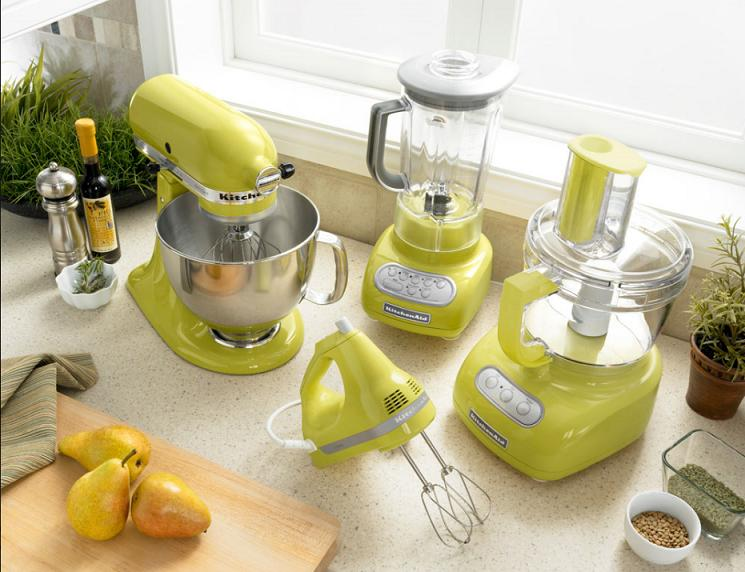 Large kitchen aid mixer Photo - 10