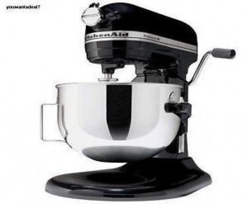 Large kitchen aid mixer Photo - 7