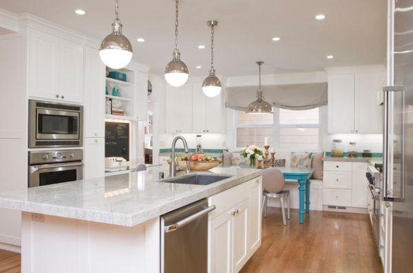 large kitchen island photo 9 - Large Kitchen Island Ideas