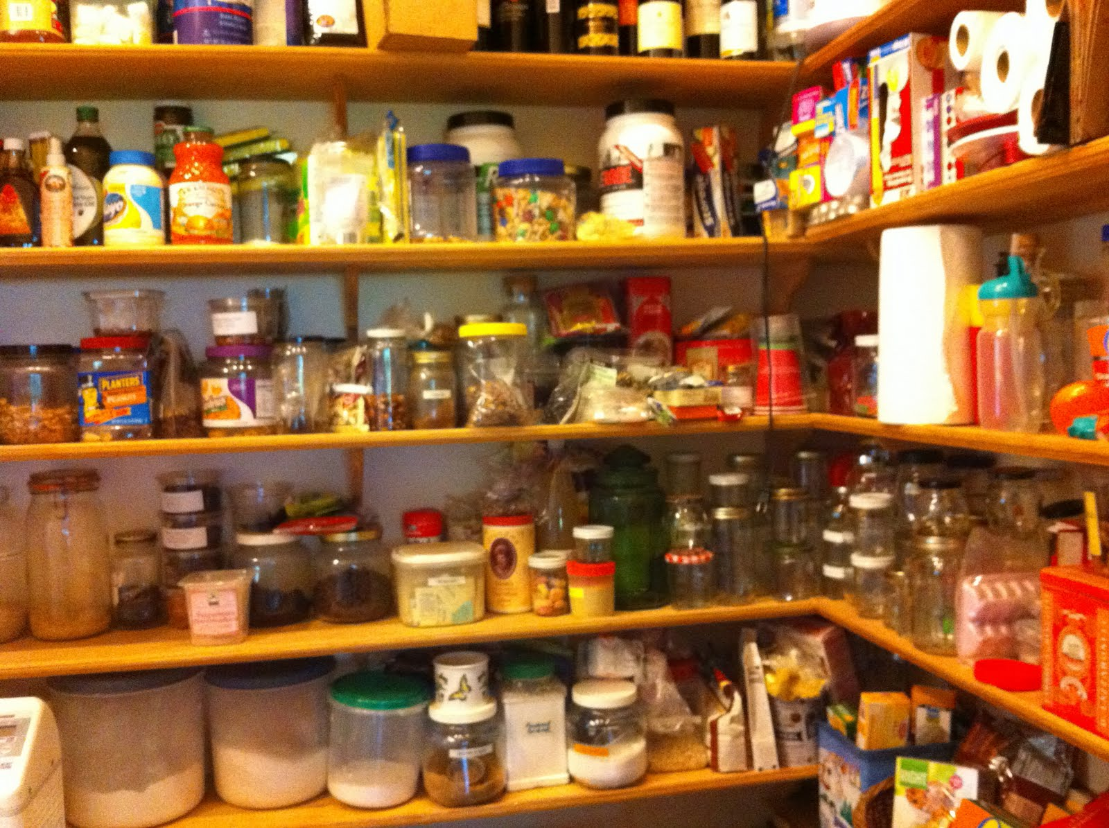 Large Kitchen Pantry Kitchen Ideas