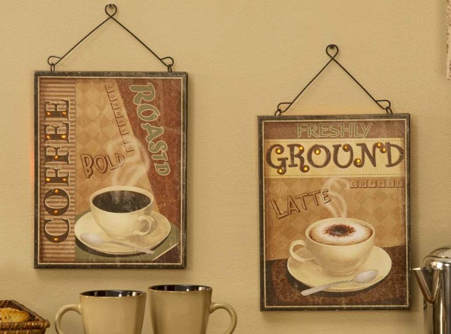 Latte Kitchen Decor Photo 10
