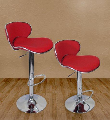 Leather stools kitchen Photo - 4