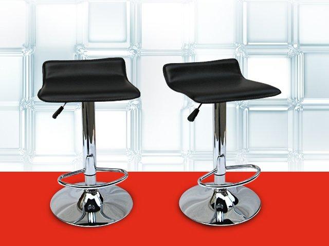 Leather stools kitchen Photo - 6