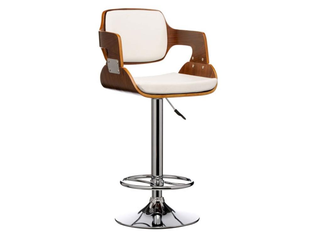 Leather stools kitchen Photo - 7