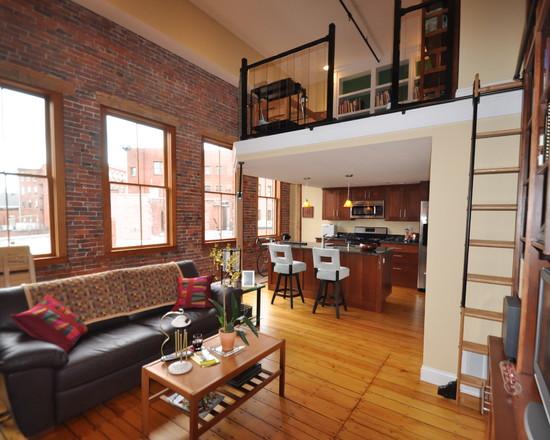 Leather stools kitchen Photo - 8