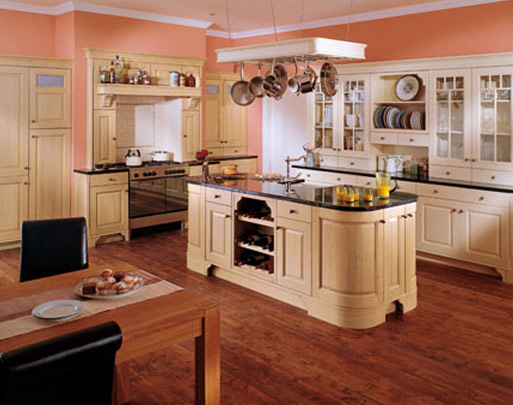 Light oak kitchen chairs Photo - 10