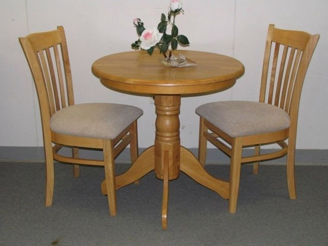 Light Oak Kitchen Table And Chairs