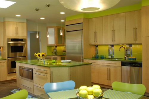 Lime Green Kitchen Rugs Photo 2