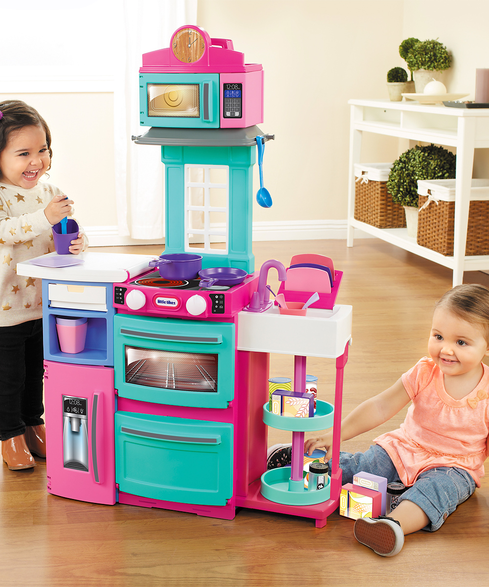 Little tikes pink kitchen | | Kitchen ideas