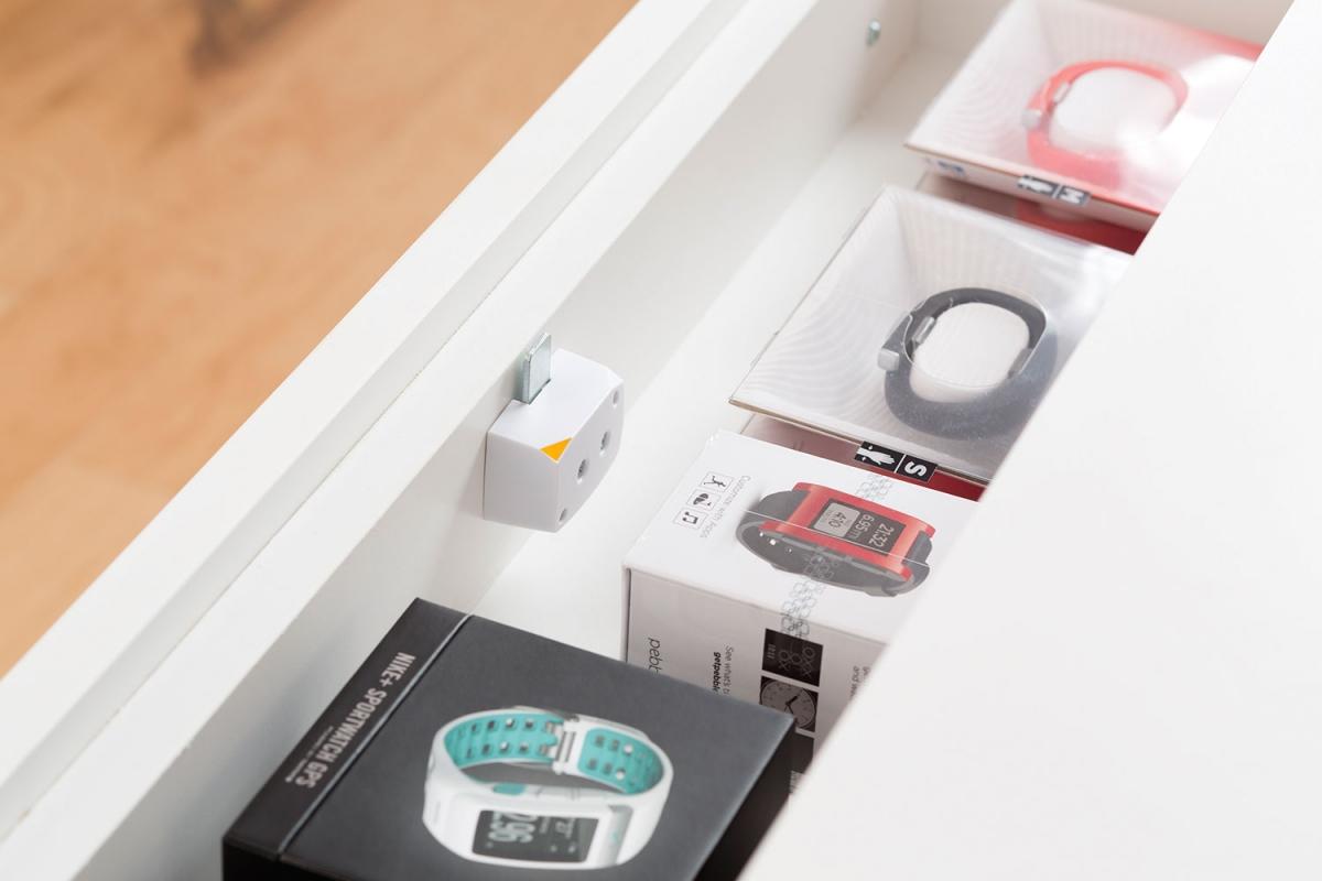 Locks for kitchen cabinets Photo - 7