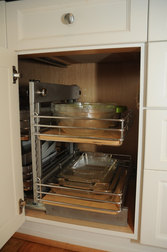 Lowes kitchen cabinet organizers Photo - 1