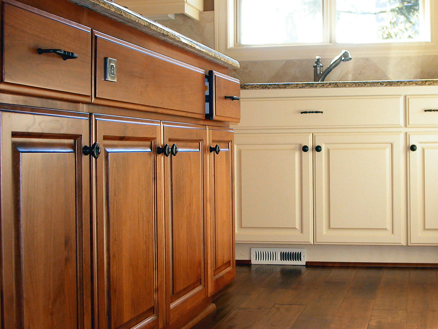 wonderful Kitchen Cabinet Door Refinishing #1: Lowes Kitchen Cabinet Doors Hickory Cabinets With. Refinishing Kitchen  Cabinet Doors Alexandriakelly