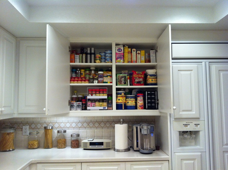 Lowes kitchen pantry cabinet Photo - 9