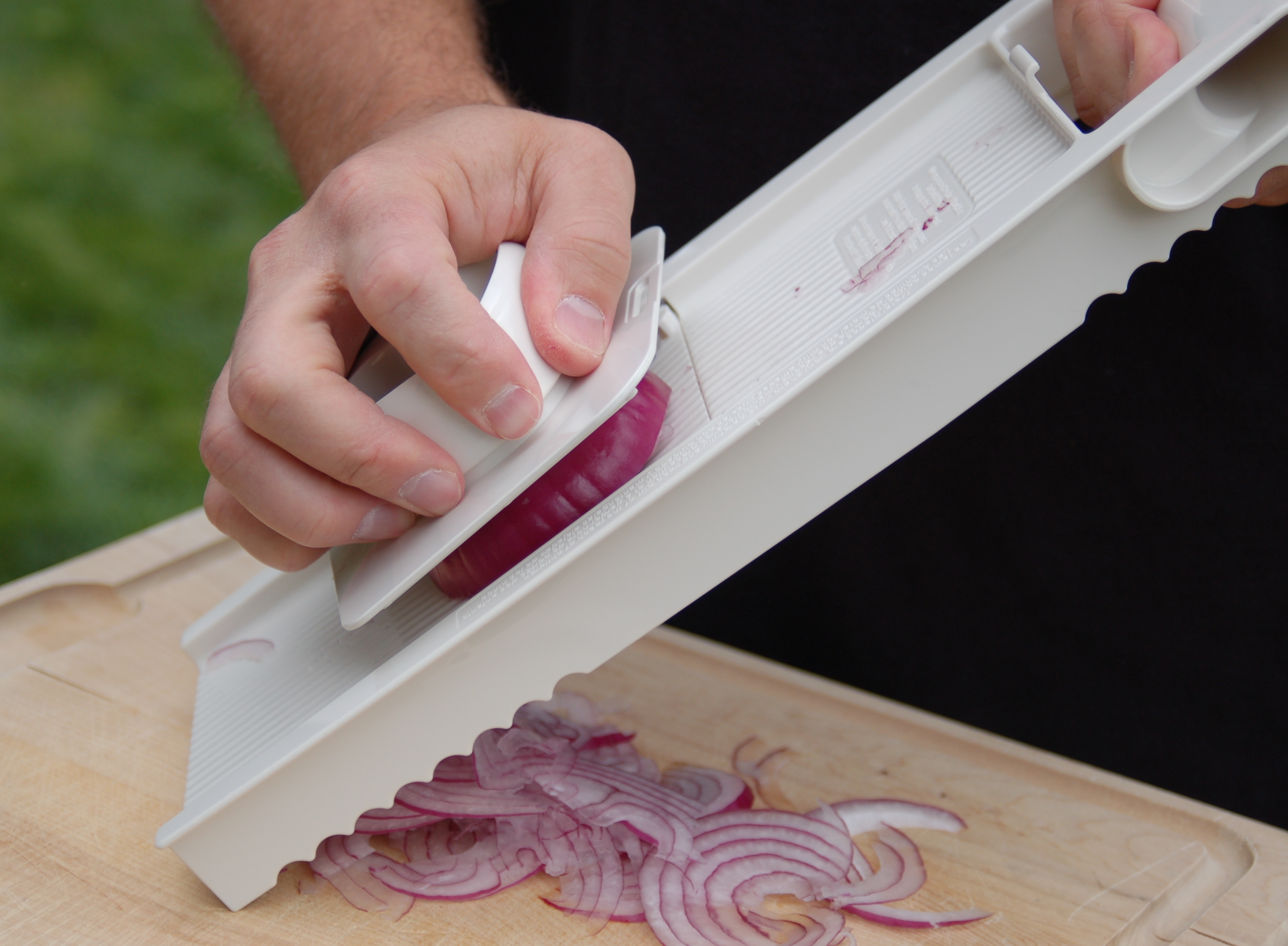 Mandolin kitchen slicer Photo - 1