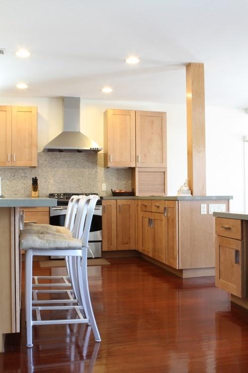 Maple kitchen chairs Photo - 10