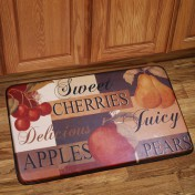 Memory foam kitchen floor mat Photo - 1