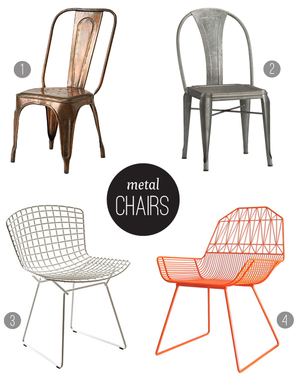Metal kitchen chairs | | Kitchen ideas
