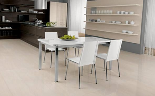 Metal kitchen chairs Photo - 6