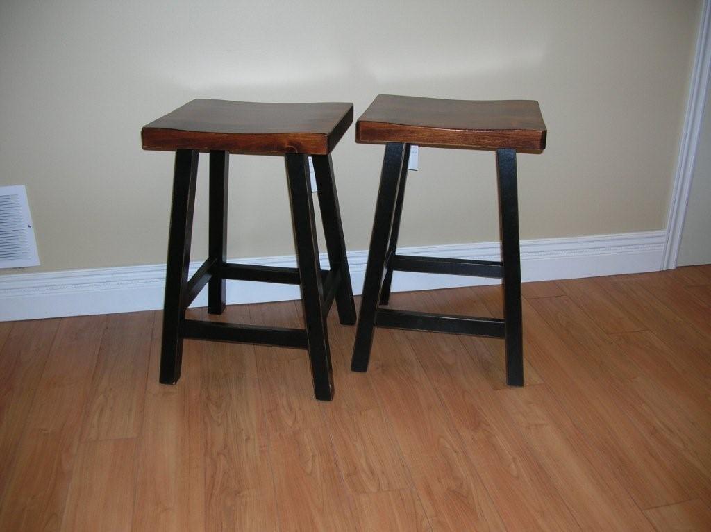 Metal kitchen stools Photo - 4
