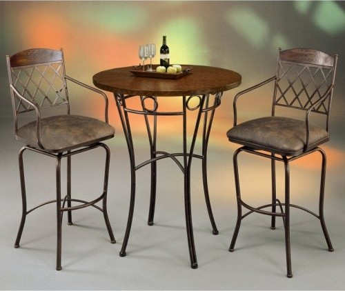 Metal Kitchen Table And Chairs Photo 4 Kitchen Ideas