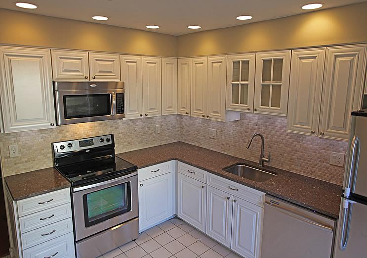 Microwave kitchen cabinet Photo - 11