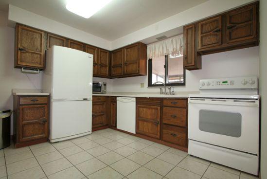 Microwave kitchen cabinet Photo - 12